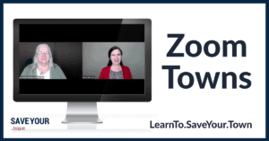 Zoom Towns: Remote Work Ready from SaveYour.Town